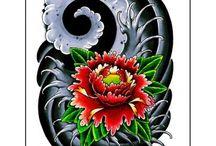 tatouage japonais