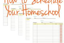 Homeschool - Curriculum, Methodology, & Structure / by Rebecca Brewer