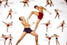Muay Thai Training & Technique