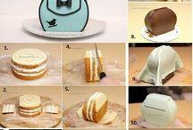 Traşlı pasta