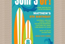 Surfing Birthday Party Ideas