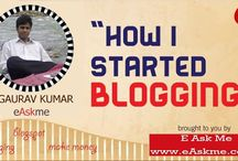 Gaurav Kumar : Million Dollar Man / Gaurav Kumar is founder of eAskme, Motivational speaker and internet entrepreneur. He is well known as the person who makes money by telling others how he makes money.
