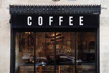 La pause Café - Coffee break / Prendre le temps d'une pause Café