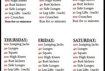 Exercise/Workouts