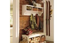 ski house ideas / Idea's for ski house / by Jan Fish