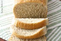 Let them eat BREAD! / Bread recipes