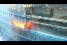 Пожар Москва сити