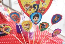 Compleanno Tema Paw Patrol