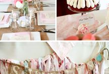 Great Party/Decorating Ideas / by Tammy Paynter