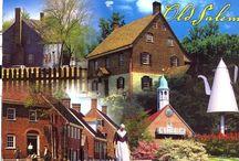 Old Salem, NC