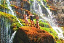 Waterfalls uganda
