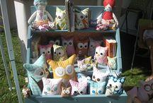 craft show displays / by Stephanie V