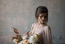 Moody Bridal Photos