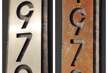 Home numbers