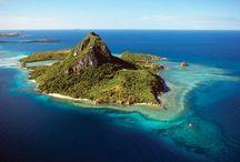 Picturesque Fiji