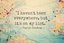 Mijn reizen