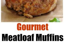 Best Meatloaf and Meatball Recipes / Best Meatloaf Recipes Ever and Meatballs too! Easy, healthy, fun with beef, chicken, pork. Baked in the oven, slow cooker and shaped liked muffins, meatballs or in a traditional loaf. You'll find them all here!