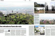 Reportajes en el Diario IDEAL de Granada / Un repaso al trabajo periodístico realizado durante el periodo  Enero-Julio 2016