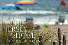 New Jersey / The 'real' Jersey Shore! / by Susan Moroney