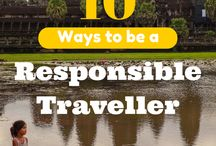 Responsible Travel: Go Green Go Local
