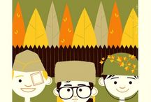 moonrise kingdom / by Katherine Stanfill