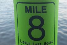 Kustom Koozies on Water / Customized Koozies are great for houses on the water and boats!