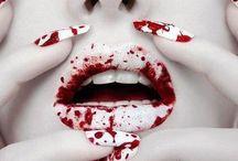 lip art / by Noel Boerger