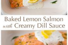 All about Salmon!