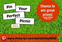 Pin Your Perfect Picnic / by Leanne Arvila