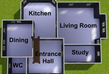 The Sims  hus