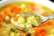 zupy  - przepisy