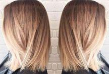 Hair styles cut