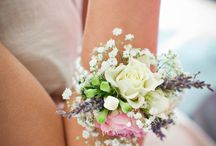 Wrist Corsages / by Rachel Stankevich