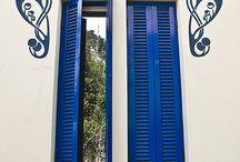 Doors, Entrances, Gates