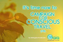 CAMPAIGN FOR CONSCIOUS TRAVEL