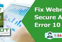 How to Fix Webroot Secureanywhere Error Code 10?