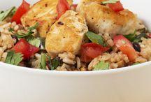 FXB Food - Main Dishes
