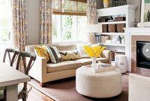 Lovely Living Rooms / Living Room Design