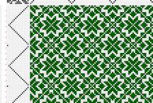 Текстильные узоры