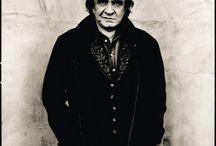 Anton Corbijn - Johnny Cash / Dutch Photographer