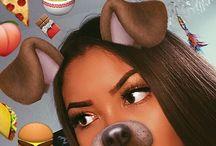 Snapchat......