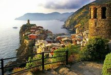 Vernazza, Italy /  Vernazza (Latin: Vulnetia) is a town and comune located in the province of La Spezia, Liguria, northwestern Italy. It is one of the five towns that make up the Cinque Terre region.