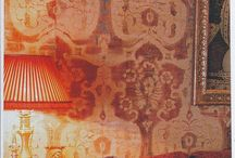 color of bohemian rooms