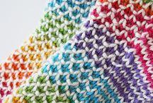 Hobby- strikking