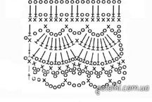 Crocheted patterns