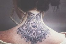 """Tattoos. / """"The tattoo attracts and also repels precisely because it is different."""" ― Margo DeMello"""