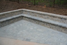 Paver display ideas / by Dieter Mohr