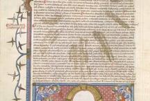 medieval manuscripts / by Lisa Guidarini