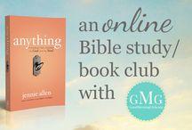 Verses & Bible Studies / by Taylor Whitaker