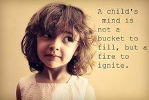 Children light quotes